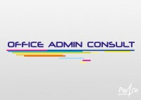 Design of logotypes, Logo Design за Office Admin Consult