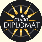 Design of logotypes, logotype за Casino Diplomat
