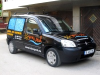 Transport advertisment, Car branding , Car branding