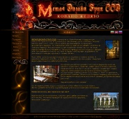 Cheap web sites , web site за Metal Design Group