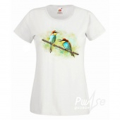 T-shirts, Original t-shirts design with quality print of a bird за Nature Idea