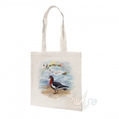 Souvenirs, Eco bags, Original design with birds for eco bag