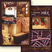 flyers, Flyers за Max Beauty & Spa